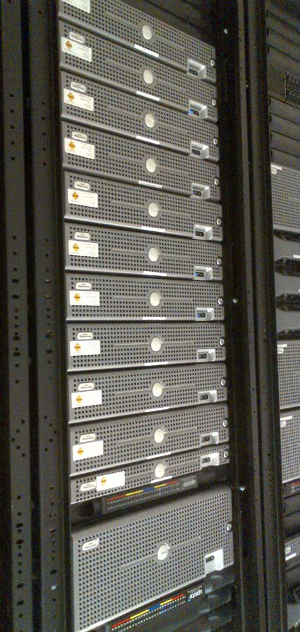 Dell Cluster