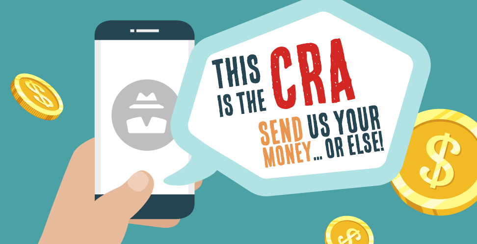CRA Cyber-Scam